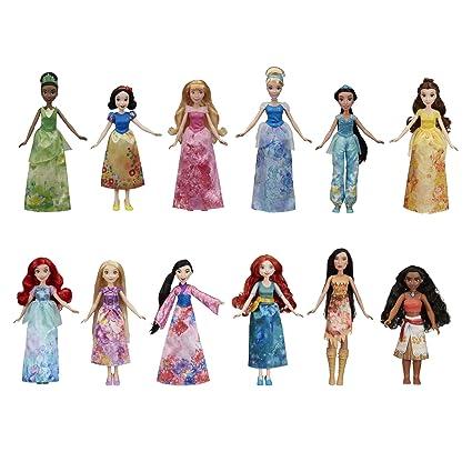84d312ab9c2 Amazon.com  Disney Princess Royal Collection