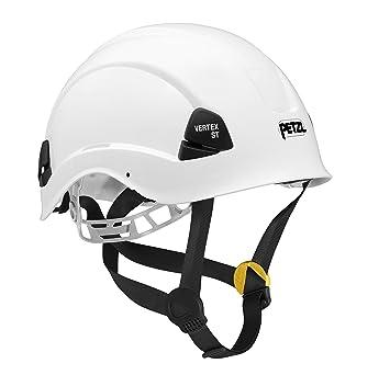 Petzl Helme Vertex ST - Casco de escalada, color (Weiß), talla 53