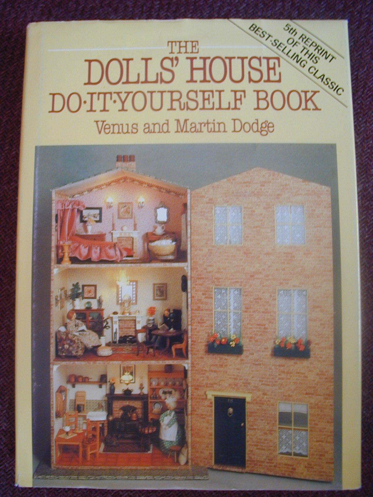 Dolls house diy book