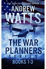 The War Planners Series: Books 1-3: The War Planners, The War Stage, and Pawns of the Pacific Kindle Edition