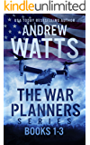 The War Planners Series: Books 1-3: The War Planners, The War Stage, and Pawns of the Pacific (English Edition)