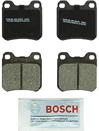 Bosch BC709 QuietCast Premium Ceramic Disc Brake Pad Set For Cadillac: 1997-01 Catera; Saab: 1997-98 900, 1999-03 9-3...