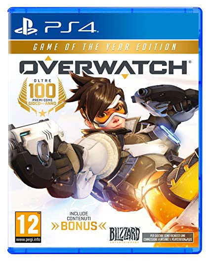 Overwatch Goty PlayStation 4: Amazon.it: Videogiochi