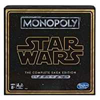 Monopoly: Star Wars Complete Saga Edition Board Game Deals