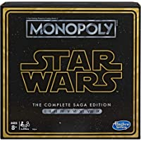 Monopoly Star Wars Complete Saga Edition Board Game