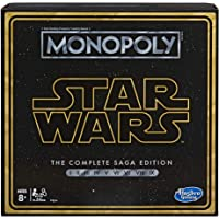 Monopoly STARWARS Saga