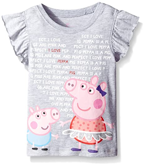 fb6841a98572 Amazon.com  Peppa Pig Girls  Clothing Shop (Multiple Styles)  Clothing
