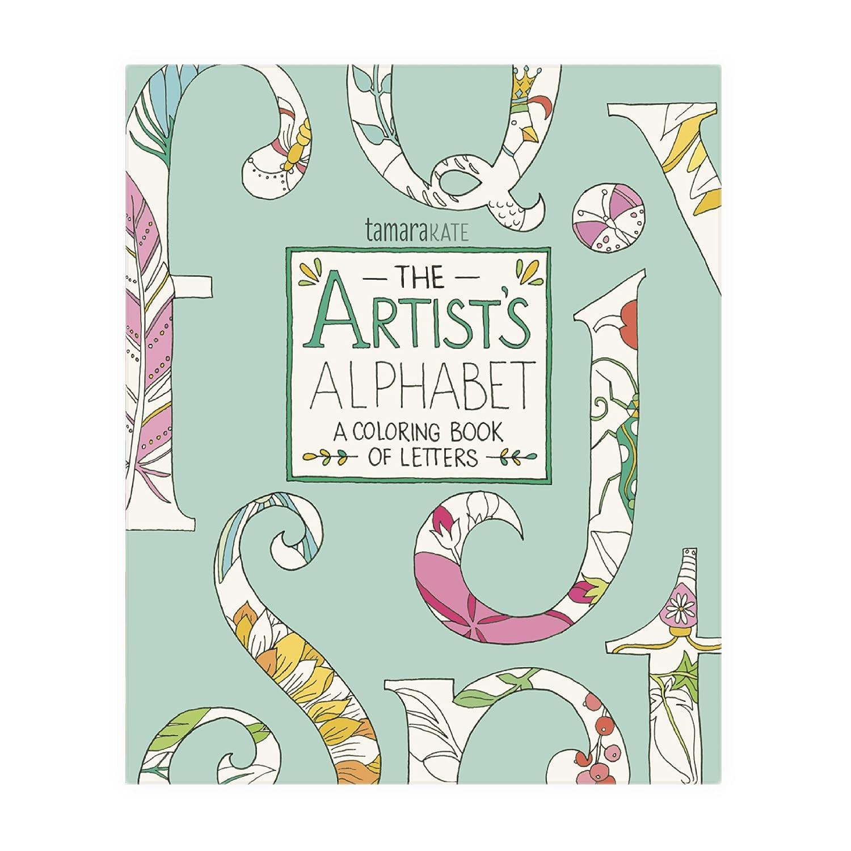 Amazon.com: Eccolo World Traveler Tamara Kate Adult Coloring Book ...