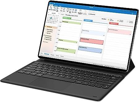TECLAST Teclado TL-M16 solo para tablet portátil M16, teclado de acoplamiento portátil ultra ligero y delgado para TECLAST