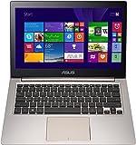 Asus Zenbook UX303LB-R4060T 33,8 cm (13,3 Zoll FHD) Notebook (Intel Core i7 5500U, 8GB RAM, 128GB SSD, NVIDIA GF 940M 2GB, Win 10 Home) bronze