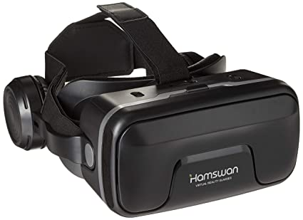 a408d9d199a6 3D VR Goggle with Built-in Headset