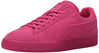 PUMA Men s Suede Emboss iced Fluo-m bebfbe9ff