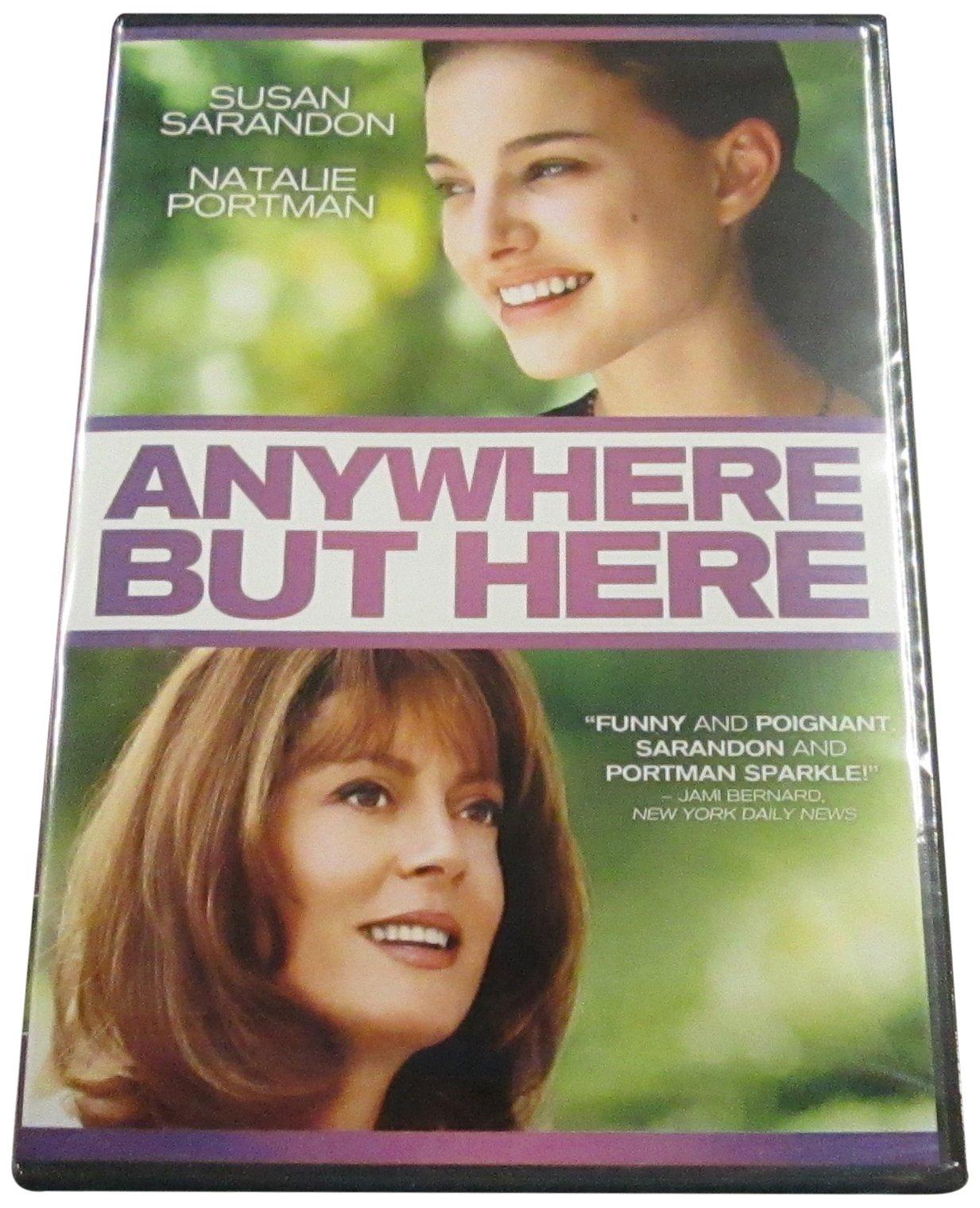 DVD : Anywhere But Here (Full Frame, Repackaged, Sensormatic)