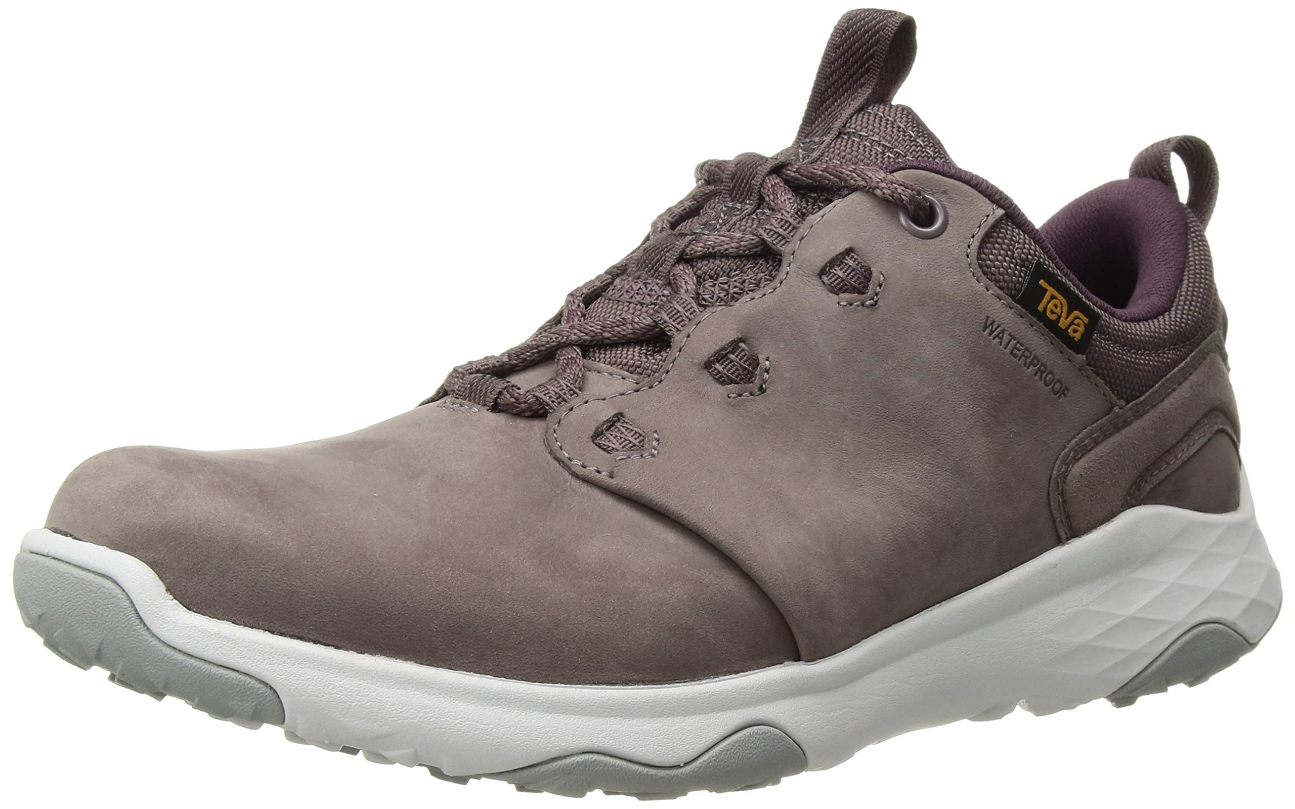 Teva Women's W Arrowood 2 Waterproof Hiking Shoe, Plum Truffle, 07 M US by Teva