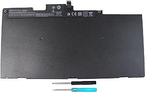 Gomarty CS03XL Battery for HP Elitebook 745 755 840 850 G3 G4 ; ZBook 15u G3 G4 Mobile Workstations HSTNN-I33C-4 I33C-5 I41C-4 I41C-5 HSTNN-UB6S HSTNN-IB6Y 800231-141 800513-001 800231-1C1