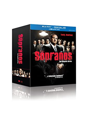 Sopranos: The Complete Series [Blu-ray]: Amazon ca: Various: DVD