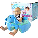Baby Sofa Infant Support Seat Learning Sitting for Pillow Chair Cushion Bouncer Feeding Pillows Soft Elephant Plush…