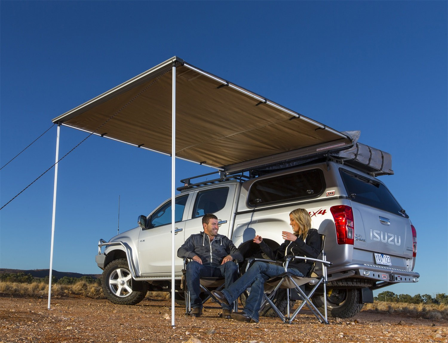 Amazon ARB AWNING 2500 82FT LONG Automotive