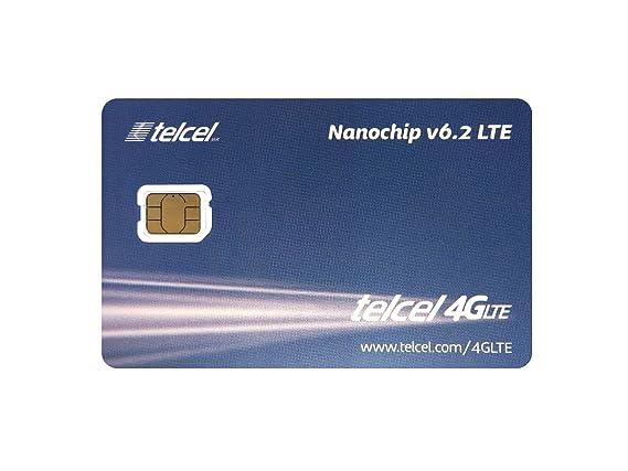 Amazon.com: Telcel México Tarjeta SIM de Prepago con 2 GB de ...
