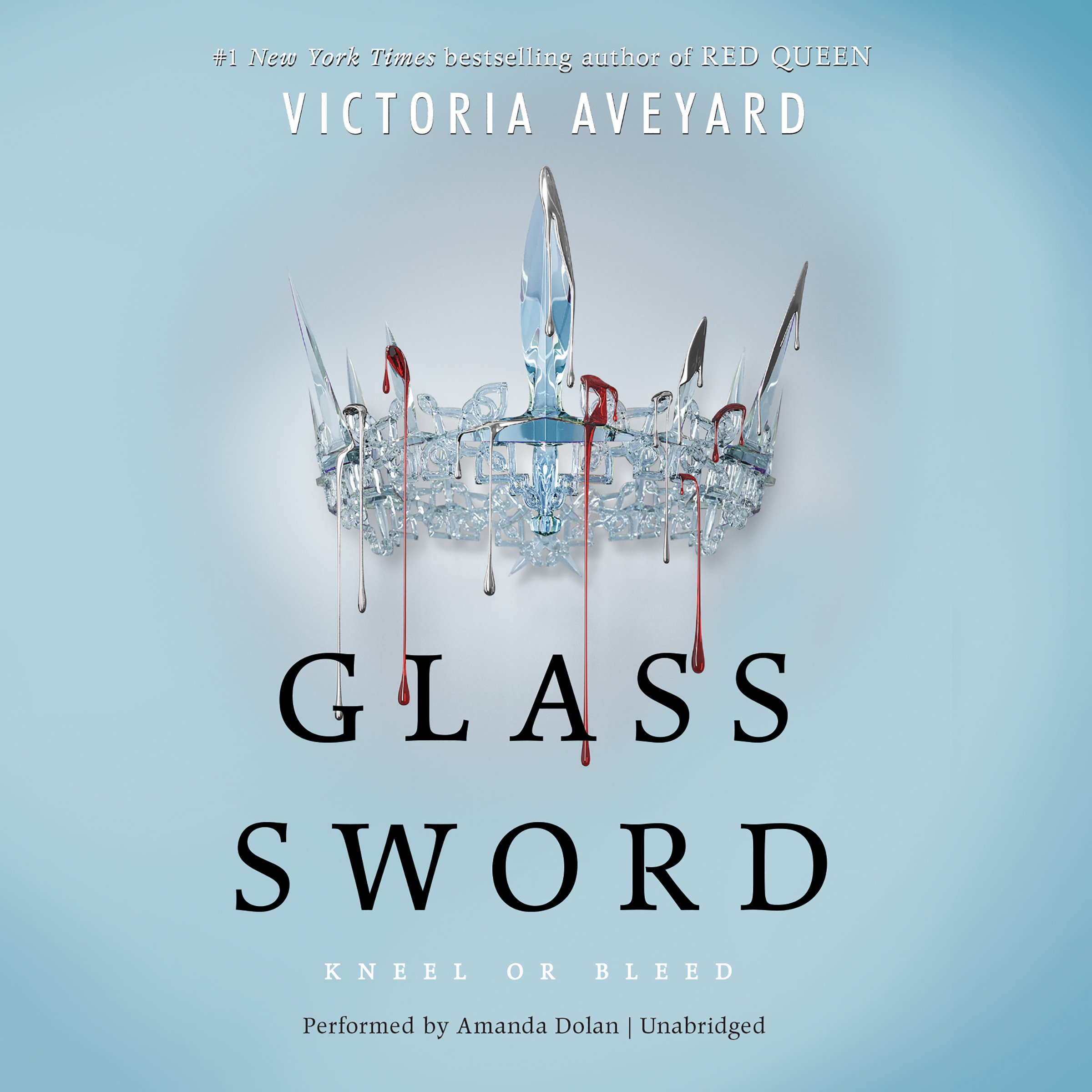 Glass Sword: Library Edition (Red Queen)