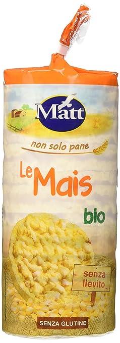 29 opinioni per Matt Le Mais Bio- 3 pezzi da 130 g [390 g]