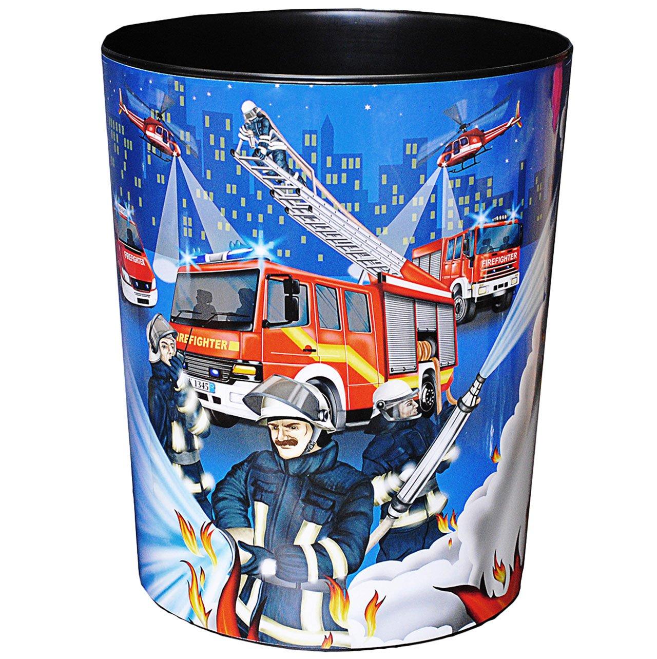 alles-meine.de GmbH Papierkorb / Behälter - Feuerwehr & Feuerwehrmann - Incl. Name - aus Kunst.. alles-meine.de GmbH Goldbuch