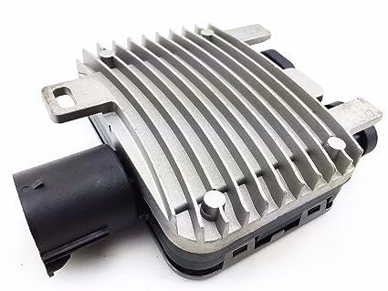 Amazon com: Napol Performance 07-16 ENGINE COOLING RADIATOR FAN