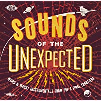 Sounds Of The Unexpected Weird Wacky Instrumentals From Pops Final Frontiers