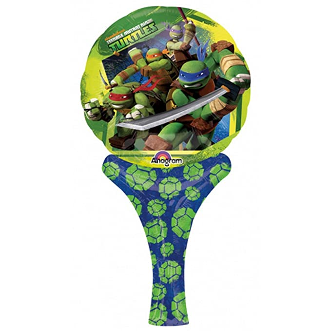 Amazon.com: Anagram – teenage mutant ninja turtles globo ...