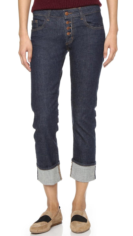 J Brand Women's Cora Cuffed Crop Jeans