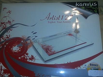 KANVUS ARTIST 127 DRIVERS UPDATE