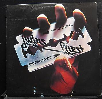 Judas Priest - Judas Priest - British Steel - Lp Vinyl Record - Amazon.com Music