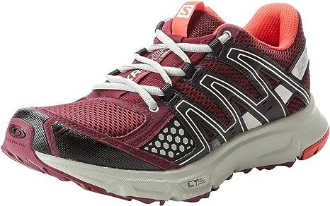 Salomon Trail Zapatillas de carreras de montaña, para mujer ...