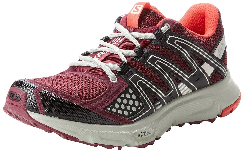 Amazon.com | Salomon Women's XR Shift Trail Running Shoe, Bordeaux/Chalk  Grey/Papaya, 6 M US | Trail Running