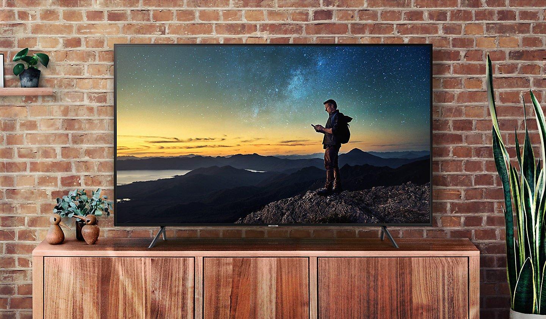 """Samsung 55"""" 4K Televisión"""