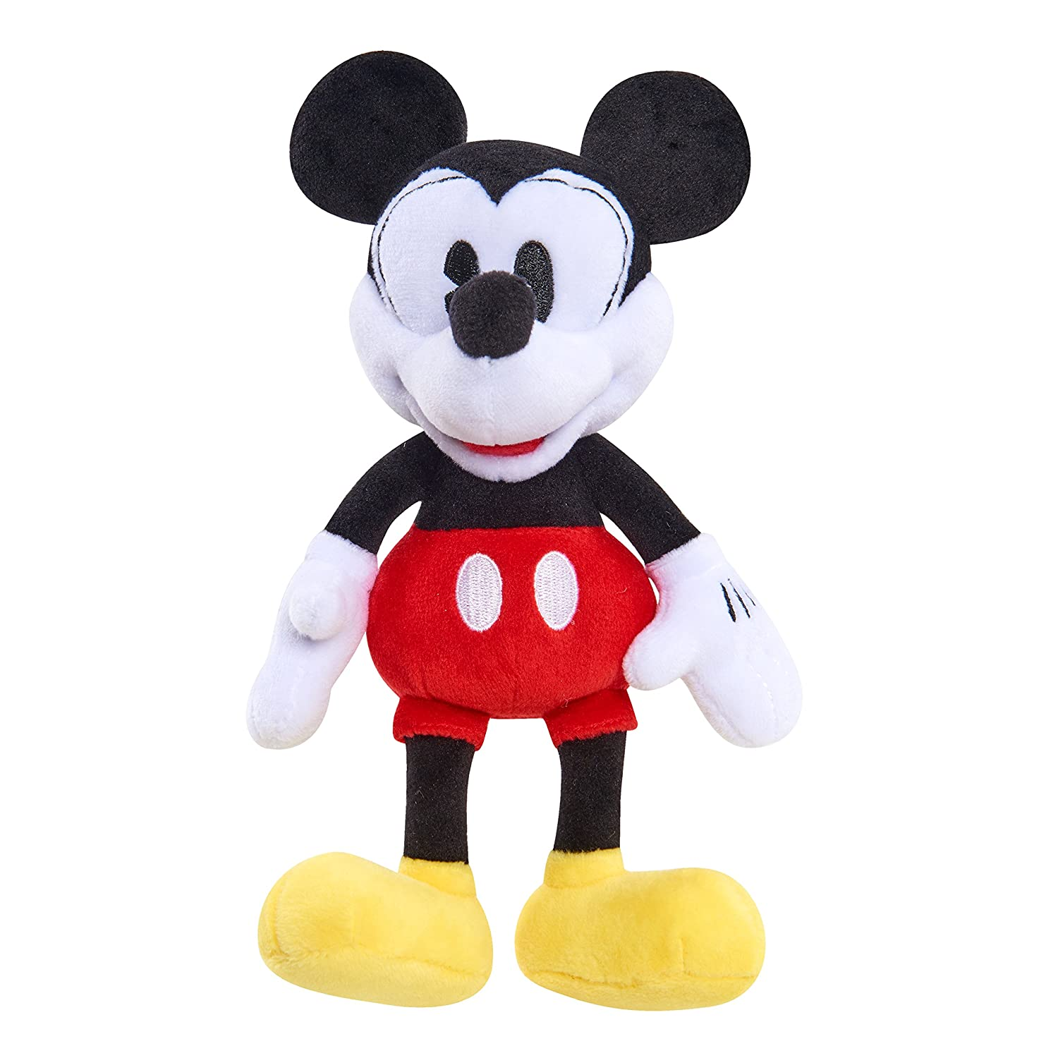 Mickey 90th Disney Beans Plush 8' - Sorcerer Just Play 12275