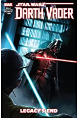 Star Wars: Darth Vader: Dark Lord of the Sith Vol. 2: Legacy's End (Darth Vader (2017-2018)) Kindle Edition