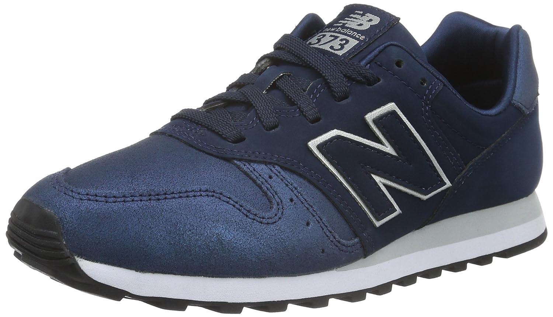 New Balance 373, Zapatillas Unisex Adulto 41.5 EU|Azul (Navy/Silver Ns)
