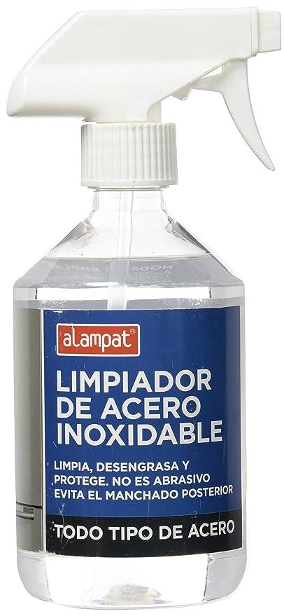 Alampat Limpiador de Acero Inoxidable - 500 ml: Amazon.es ...