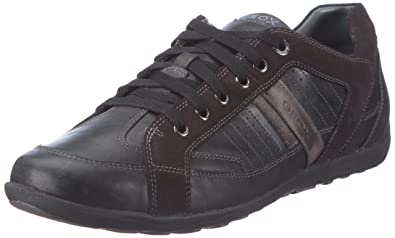 UK Geox respira mito shoes in gray men's shoes :