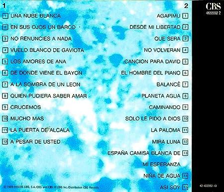 26 Grandes Canciones Y Una Nube Blanca by Ana Belen