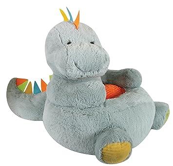 Stephan Baby Plush Dinosaur Chair