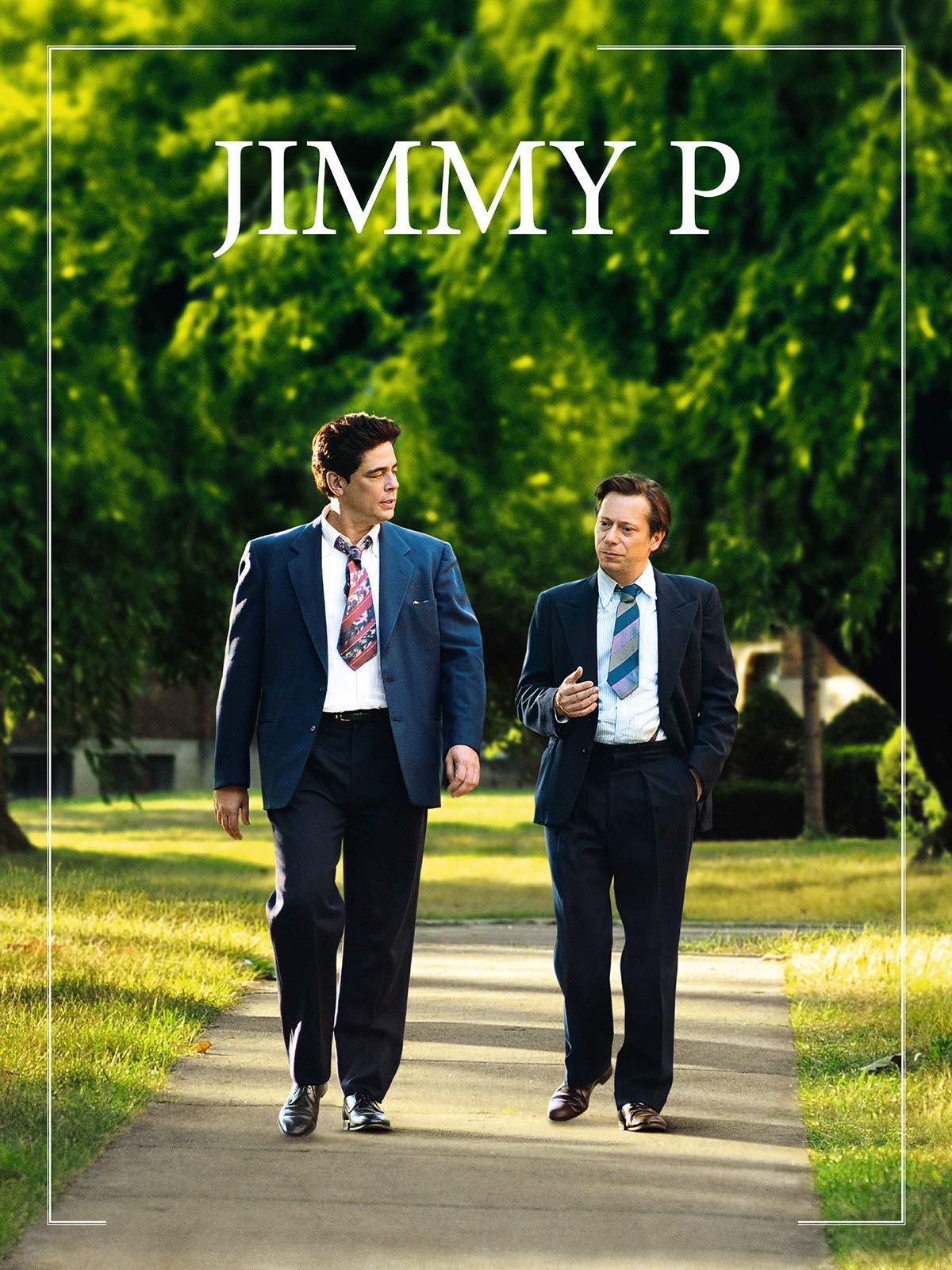 Jimmy P on Amazon Prime Video UK