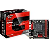 ASRock Mini-ITX Motherboard - AB350 GAMING-ITX/AC