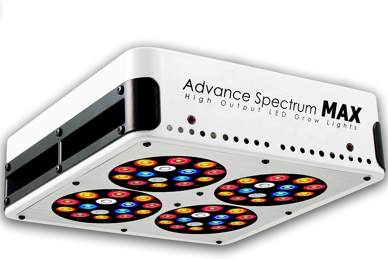 S180 Advance Spectrum MAX LED Grow Light Kit