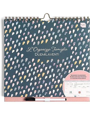 Calendario Uomini 2020.Calendari Da Muro Amazon It