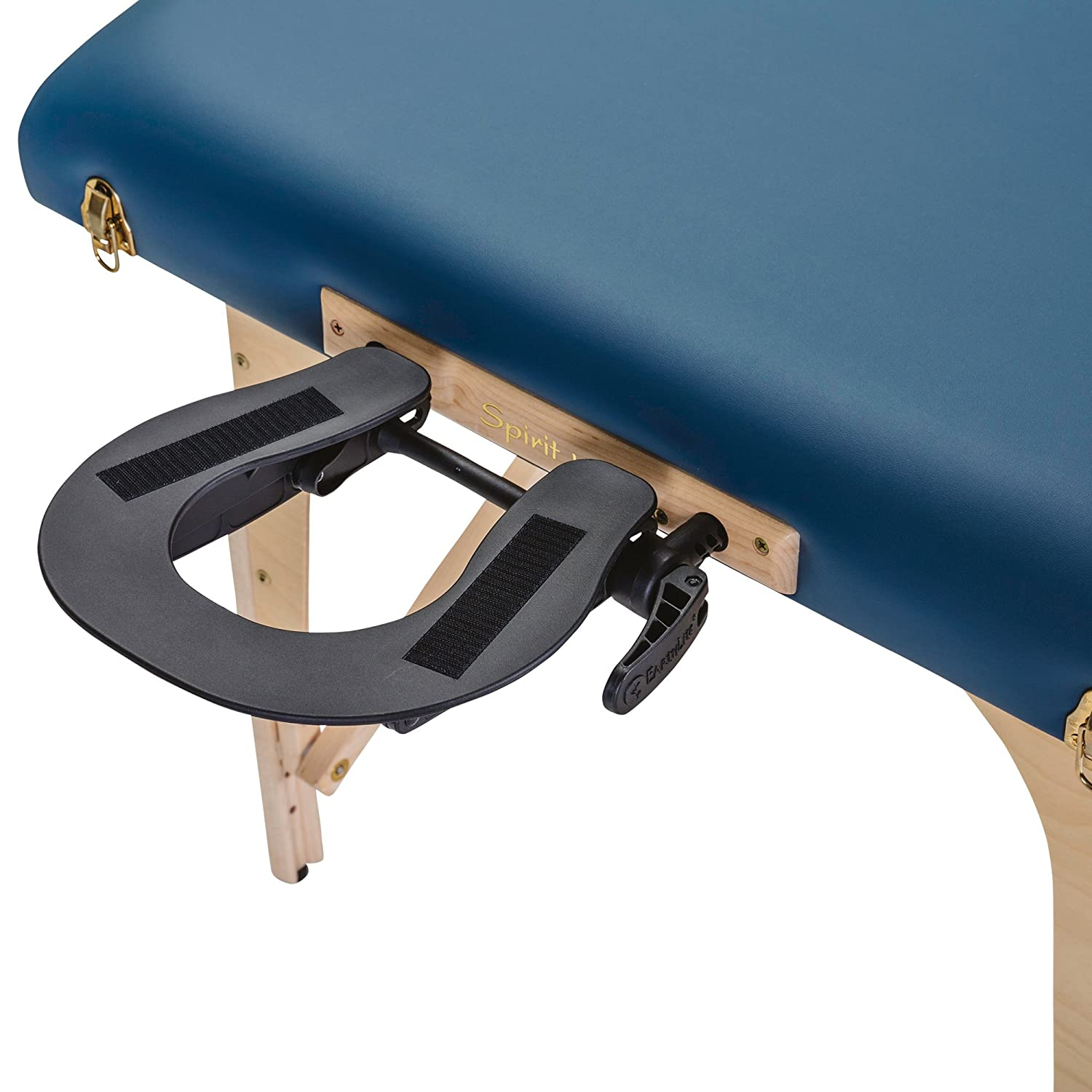 EARTHLITE Deluxe Adjustable Massage Table Face Cradle - Durable Massage Platform, Headrest Earthlite Massage Tables Inc. 31000