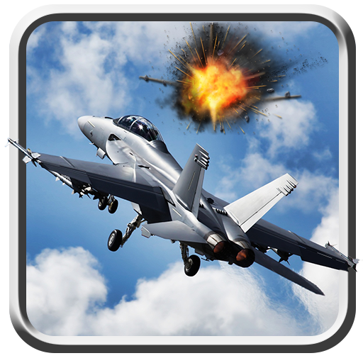 Fighter Jet Air Attack