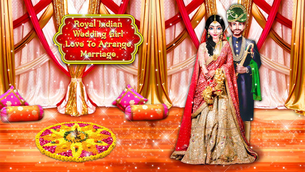 Amazon Com Royal Indian Wedding Girl Love To Arrange Marriage Game Appstore For Android