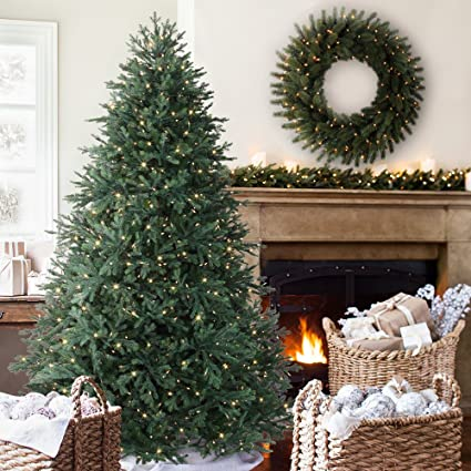 new style 7cf3e 43a6a 9' Balsam Hill Norway Spruce Artificial Christmas Tree ...